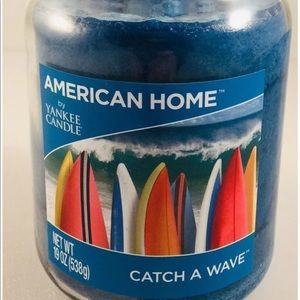 Yankee Candle American Home Catch A Wave Large Jar